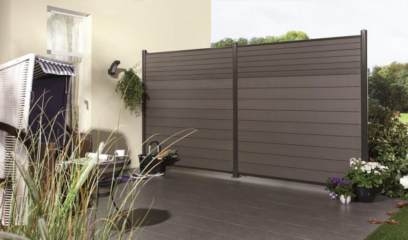 Notizie pannelli in wpc per giardini e terrazzi prodotti for Divisori per terrazzi