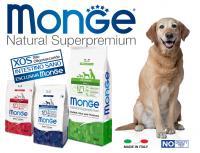 Monge SPA - MONGE NATURAL SUPERPREMIUM