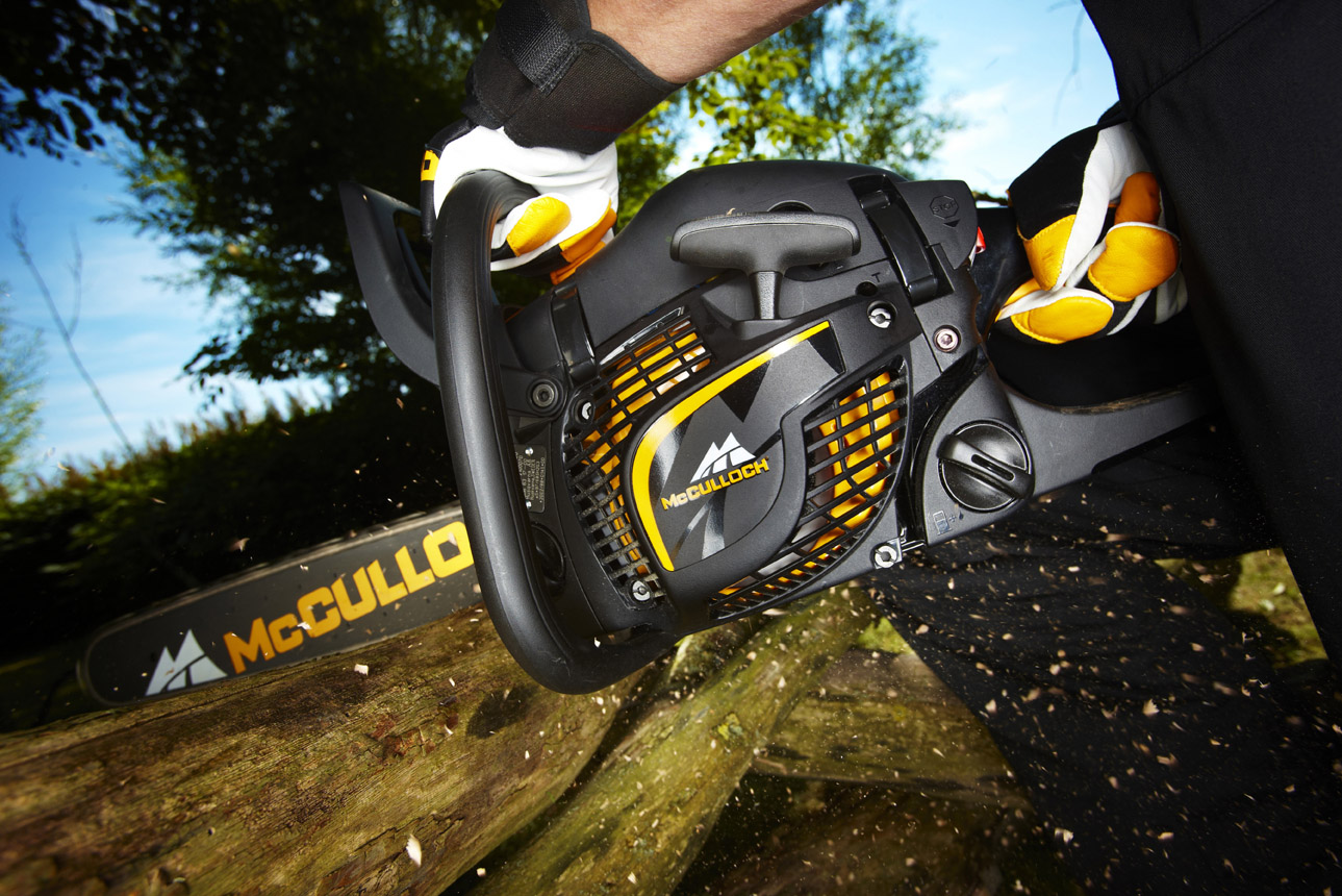 HUSQVARNA OUTDOOR - THE POWER TO GET IT DONE