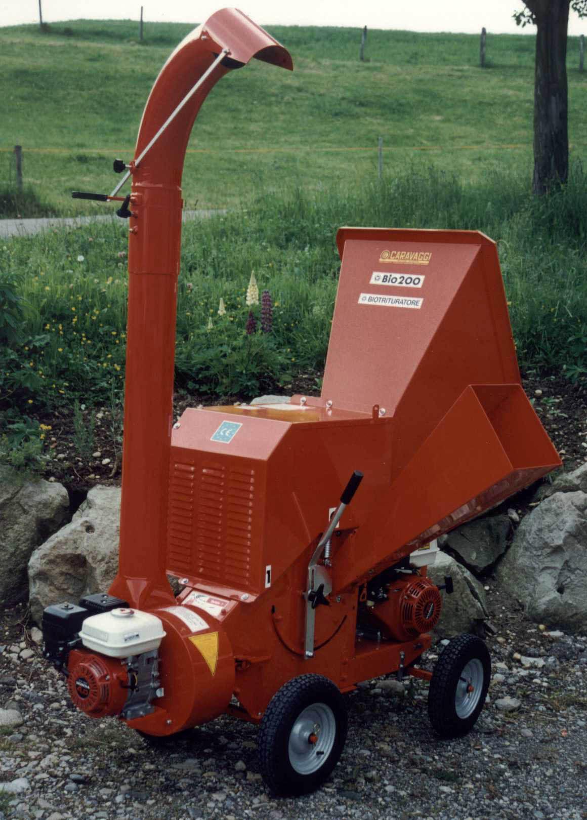 CARAVAGGI - BIO 200 B