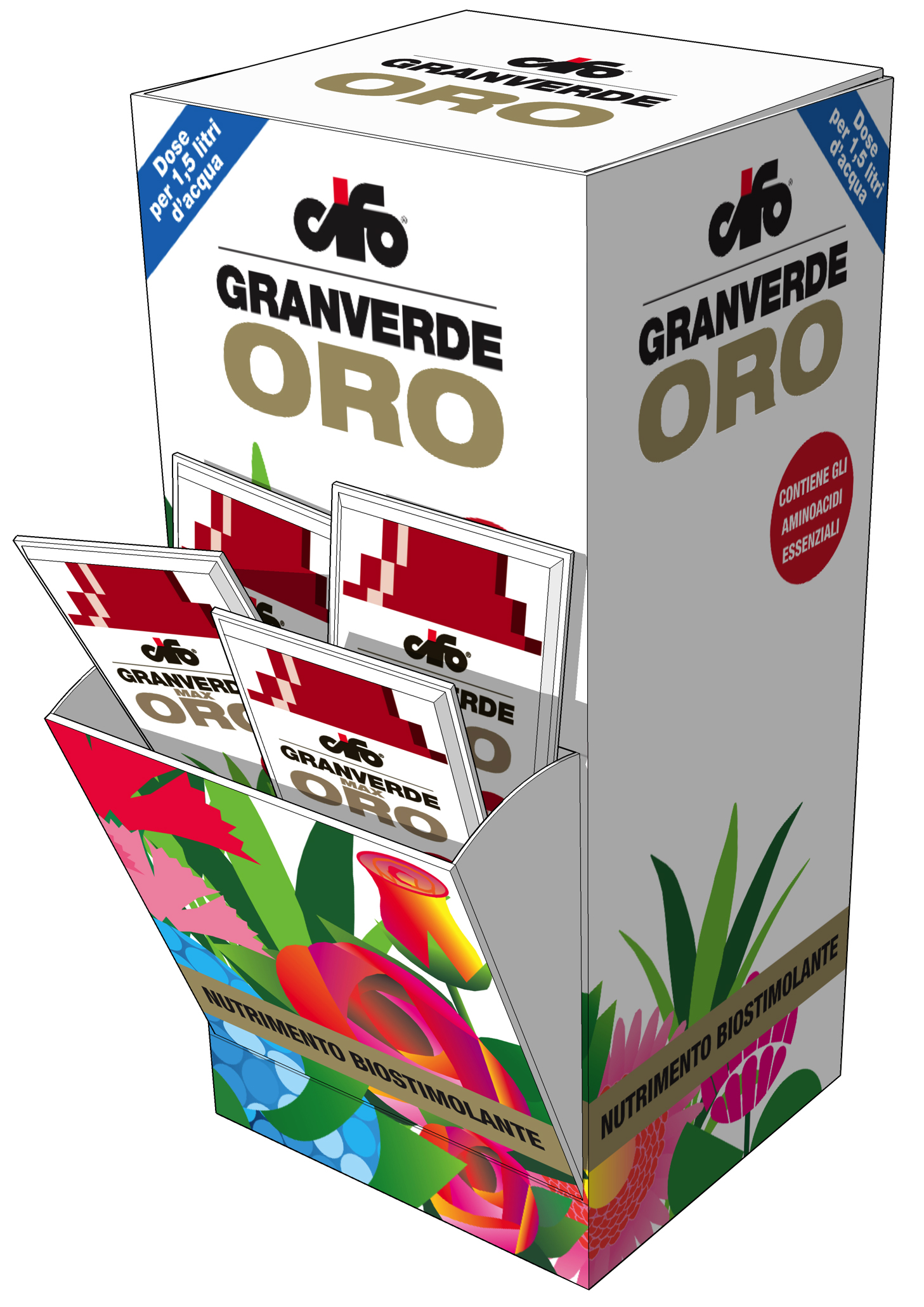 CIFO SPA - GRANVERDE ORCHIDEE