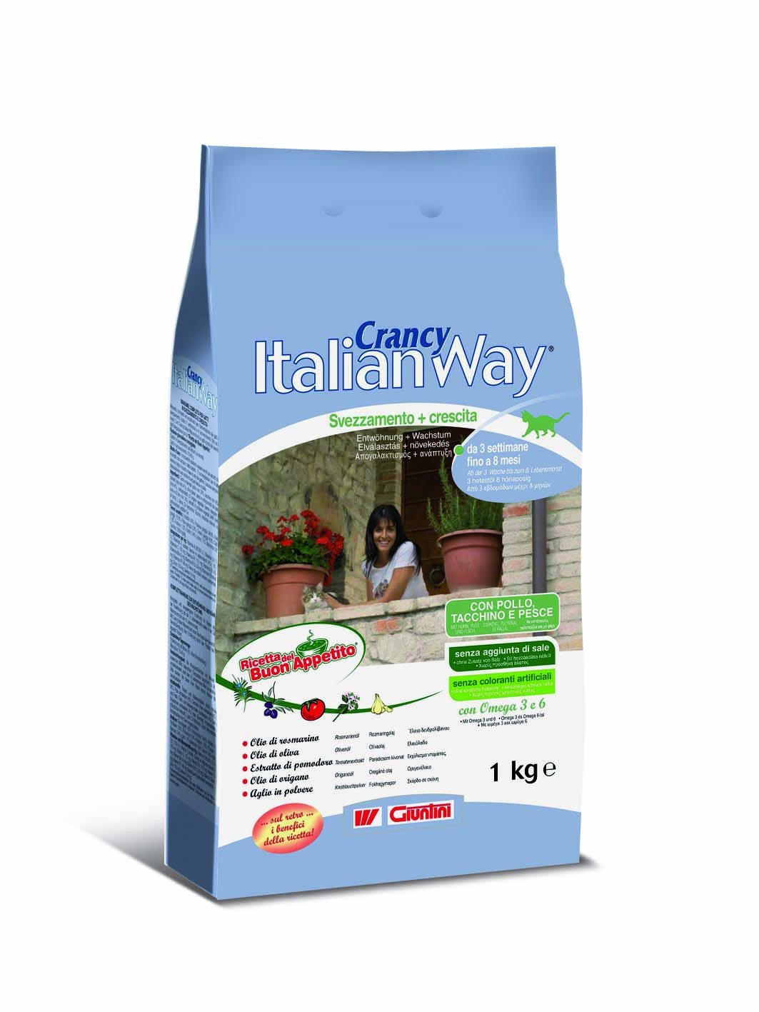 GIUNTINI - CONAGIT - Crancy Italian Way