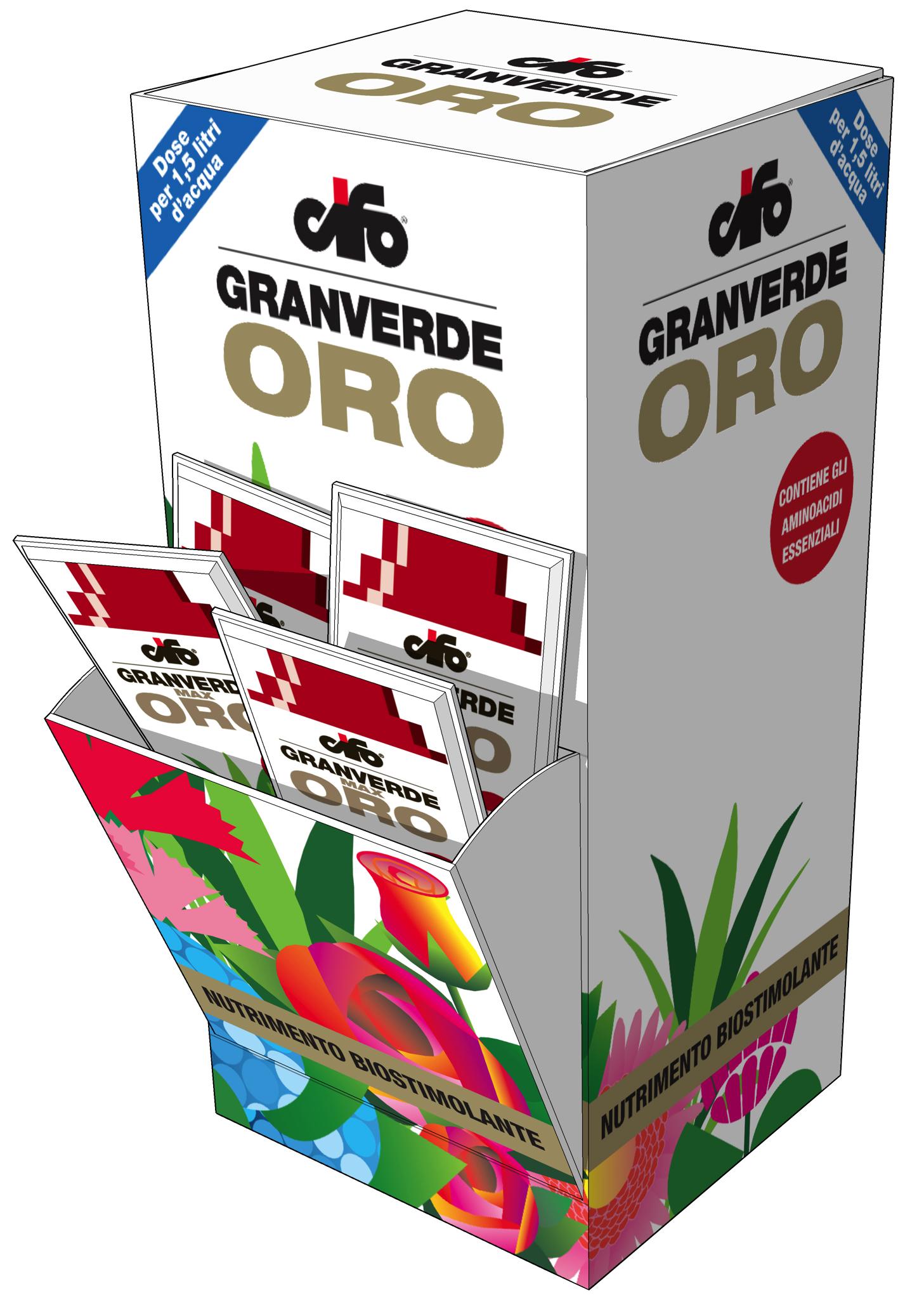 CIFO SPA - Granverde Oro