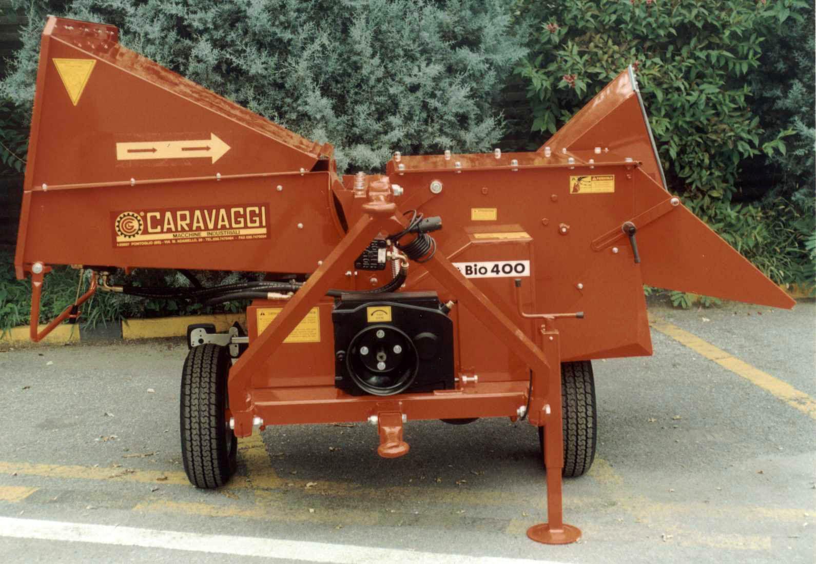 CARAVAGGI - BIO 400 T